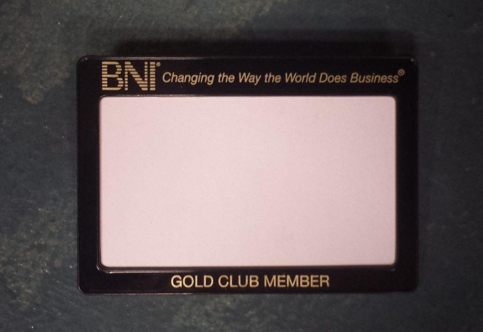 we don t need no stinking name badges